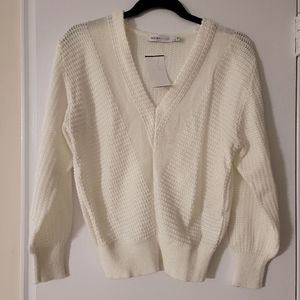 See By Chloe Wool and Cashmere Blend Sweater